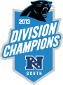 Carolina Panthers 2013 Champion Logo decal sticker