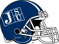 Jackson State Tigers 2004-Pres Helmet decal sticker