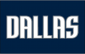 Dallas Mavericks 2001 02-2009 10 Jersey Logo iron on sticker
