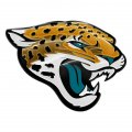 Jacksonville Jaguars Crystal Logo decal sticker