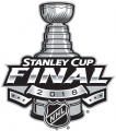 Stanley Cup Playoffs 2017-2018 Finals Logo decal sticker