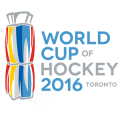 World Cup of Hockey 2016-2017 Secondary Logo decal sticker