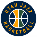 Utah Jazz 2016-Pres Alternate Logo 01 decal sticker