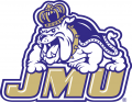 James Madison Dukes 2013-2016 Alternate Logo 04 decal sticker