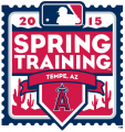 Los Angeles Angels 2015 Event Logo decal sticker
