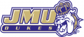 James Madison Dukes 2013-2016 Alternate Logo 05 decal sticker