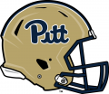 Pittsburgh Panthers 2016-2018 Helmet decal sticker