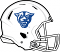 Georgia State Panthers 2014-Pres Helmet Logo 01 decal sticker