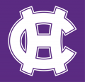 Holy Cross Crusaders 2014-Pres Secondary Logo iron on sticker