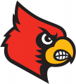Louisville Cardinals 2007-2012 Secondary Logo decal sticker