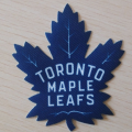 Toronto Maple Leafs Large Embroidery logo 01