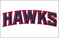 Atlanta Hawks 2007 08-2014 15 Jersey Logo decal sticker