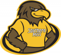 Southern Miss Golden Eagles 2003-Pres Mascot Logo iron on sticker