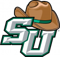 Stetson Hatters 2008-2017 Primary Logo decal sticker