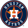 Houston Astros 2013-Pres Primary Logo decal sticker