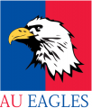 American Eagles 1985-2005 Alternate Logo iron on sticker