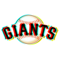 Phantom San Francisco Giants logo decal sticker