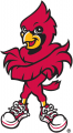 Louisville Cardinals 2013-Pres Mascot Logo decal sticker