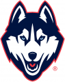UConn Huskies 2013-Pres Partial Logo iron on sticker