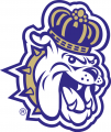 James Madison Dukes 2013-2016 Alternate Logo 03 decal sticker