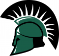 USC Upstate Spartans 2009-2010 Primary Logo iron on sticker