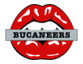 Tampa Bay Buccaneers Lips Logo decal sticker