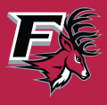 Fairfield Stags 2002-Pres Secondary Logo iron on sticker
