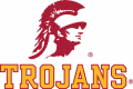 Southern California Trojans 2000-2015 Alternate Logo decal sticker
