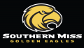 Southern Miss Golden Eagles 2003-2014 Alternate Logo 01 iron on sticker