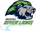Niagara River Lions 2015-Pres Primary Logo decal sticker