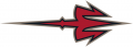 San Francisco Demons 2001 Alternate Logo 4 decal sticker