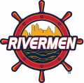 Peoria Rivermen 2015 16-Pres Primary Logo iron on sticker