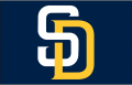 San Diego Padres 2016 Cap Logo decal sticker