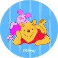 Disney Piglet Logo 07 decal sticker