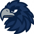Monmouth Hawks 2014-Pres Partial Logo iron on sticker