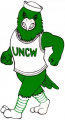 NC-Wilmington Seahawks 1986-1991 Primary Logo decal sticker